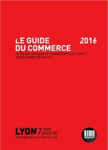 Sortie du Guide du Commerce 2016