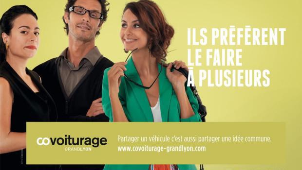 Covoiturage Grand Lyon : refonte du site internet