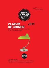 Campagne d'affichage de «Plaisir de Chiner»
