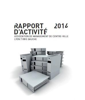 Lyon 7 Rive Gauche publie son rapport d'activité 2014