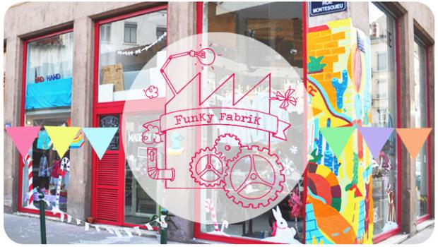 La Funky Fabrik organise un vide-dressing le samedi 31/01