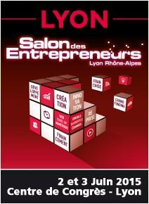 Le Salon des Entrepreneurs aura lieu les 2 et 3 juin 2015
