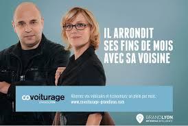 Covoiturage Grand Lyon crée une messagerie