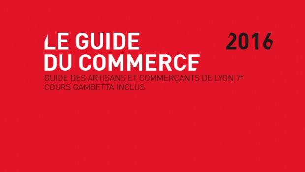 Début de la commercialisation du Guide du Commerce 2016