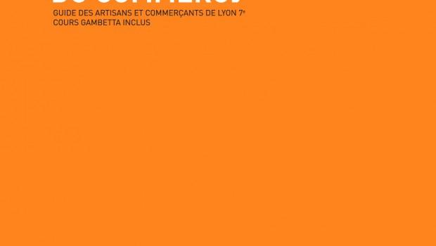 La 8e édition du Guide du Commerce de Lyon 7e en cours d'élaboration