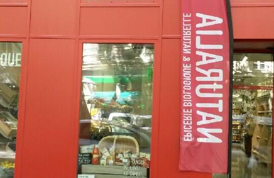 Implantation de l'enseigne Naturalia à Guillotière