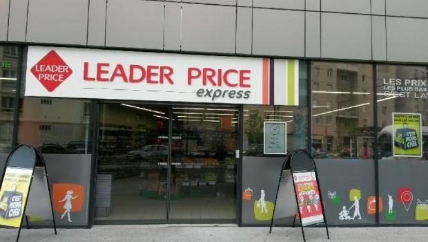 Leader Price Express s'installe à Gerland