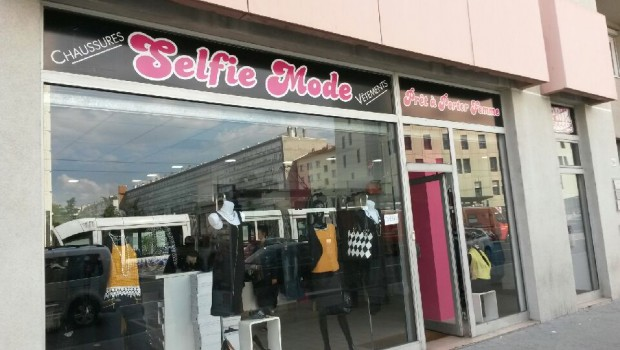 Selfie mode, une boutique made in Gerland
