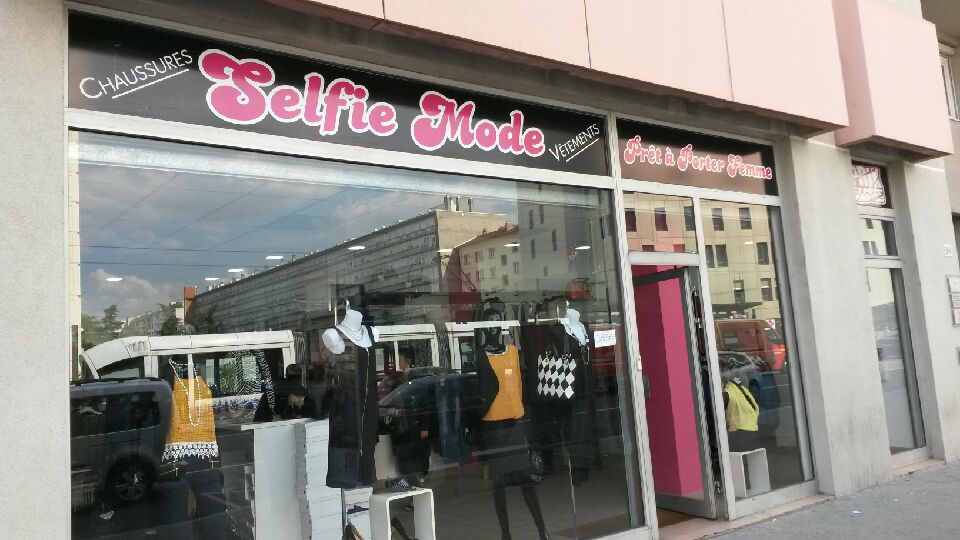Selfie Mode made in Gerland
