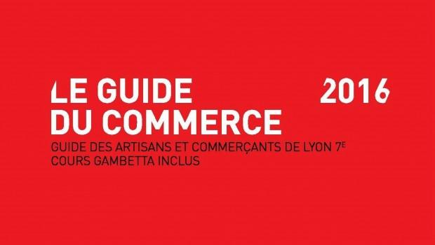 Sortie de la 8e édition du Guide du Commerce de Lyon 7e