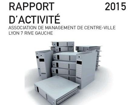 Lyon 7 Rive Gauche publie son rapport d'activité 2015