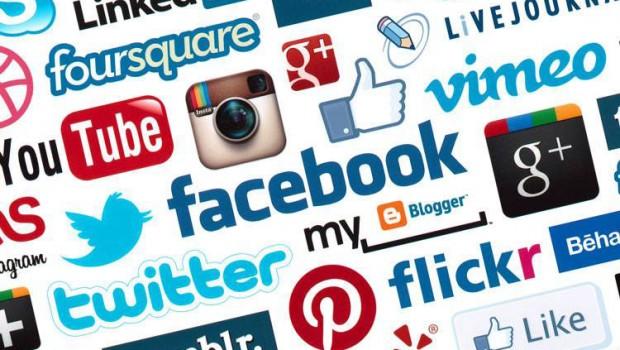 Lyon 7 Rive Gauche et les réseaux sociaux