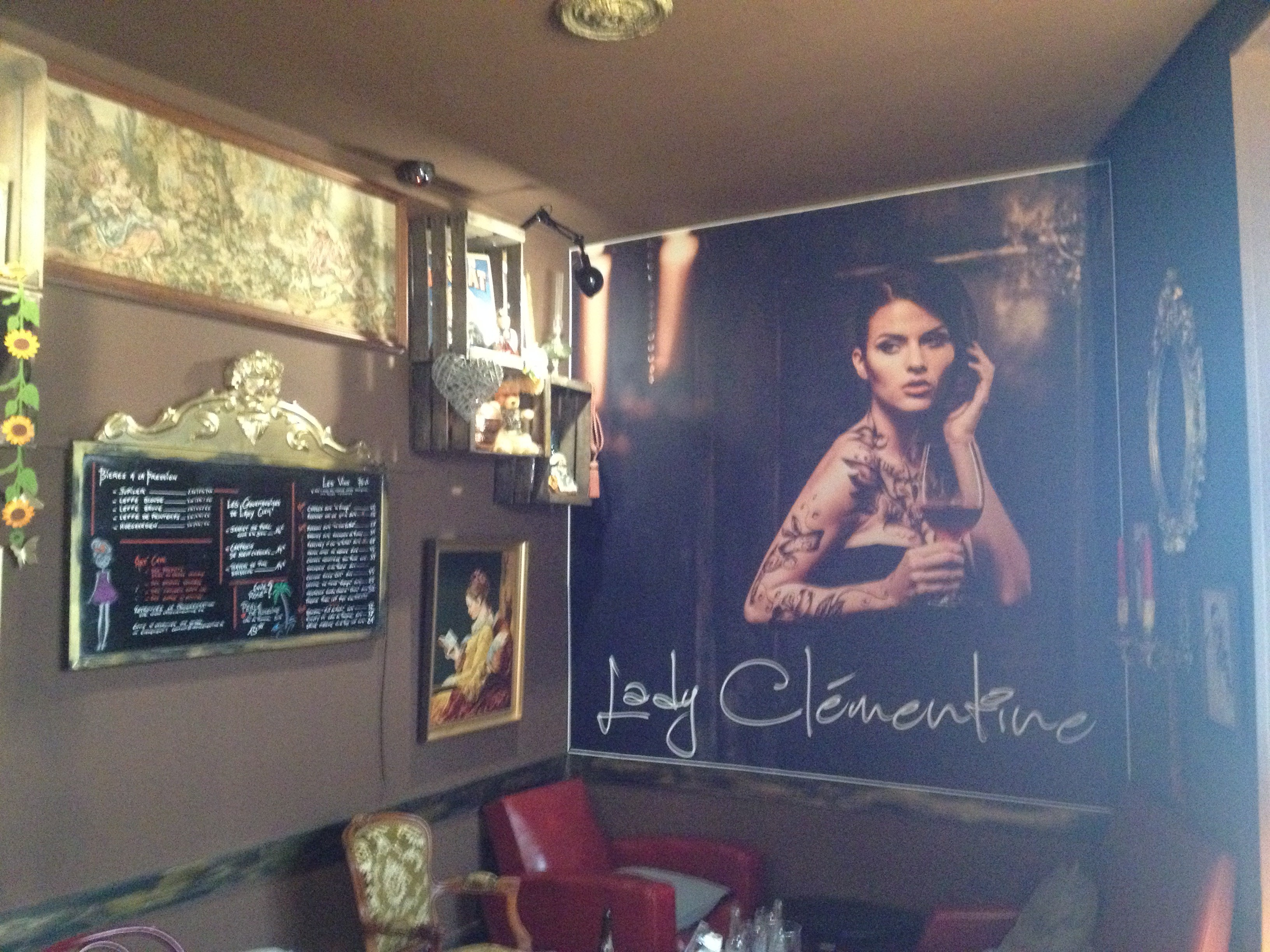 Lady Clémentine