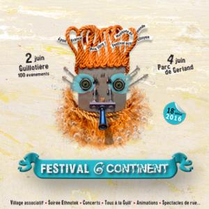 Tous à la Guill par le Festival 6e Continent