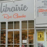 Passage de témoin à la Librairie Rive Gauche