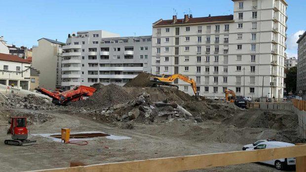 Lyon 7e : plus d'habitants et plus de commerces