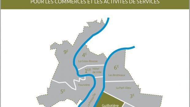 Accueil des porteurs de projet par Lyon 7 Rive Gauche