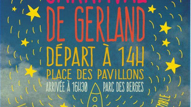 La 14e édition du Carnaval de Gerland c'est dimanche !