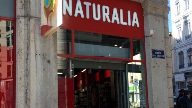 Un nouveau magasin Naturalia sur l'avenue Jean-Jaurès