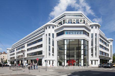 Bâtiments emblématiques de Lyon 7 : le Garage Citroën (New Deal)