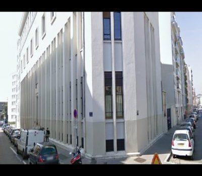 Bâtiments emblématiques de Lyon 7 : la Centrale Téléphonique Parmentier