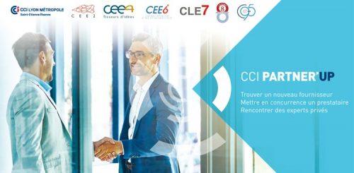 La CCI Lyon Métropole lance Partner'Up