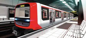 TCL : des nouvelles rames de métro à Lyon 7e