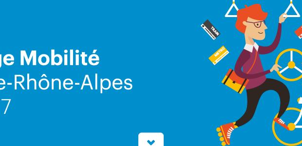 Challenge de la Mobilité Auvergne-Rhône-Alpes Lyon 7 Rive Gauche 1ère de la catégorie (Etablissements de 201 à 500 salariés)