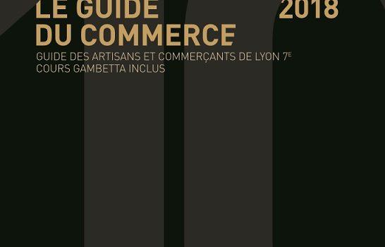 Commercialisation en cours de la 10e édition du Guide du Commerce de Lyon 7e