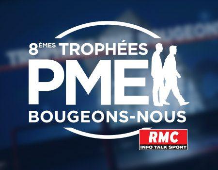 8ème Trophées RMC PME Bougeons-nous !