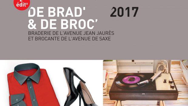 2e édition de De Brad' & de Broc' : la brocante de l'avenue de Saxe