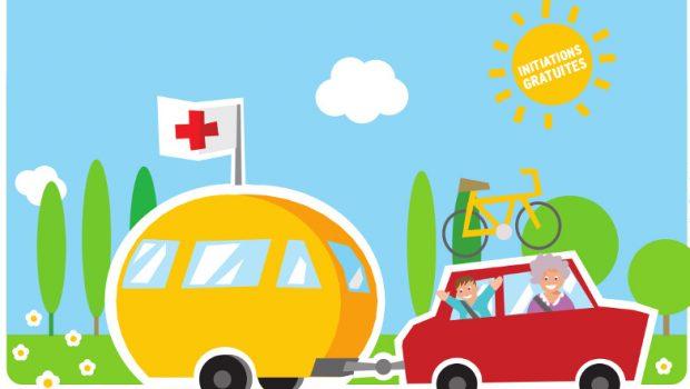 Rendez-vous au Parc Miribel Jonage les 13 & 14 août pour apprendre à sauver des vies !