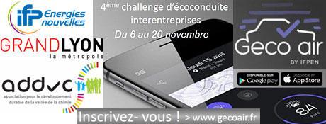 Le challenge Géco air du 6 au 20 novembre