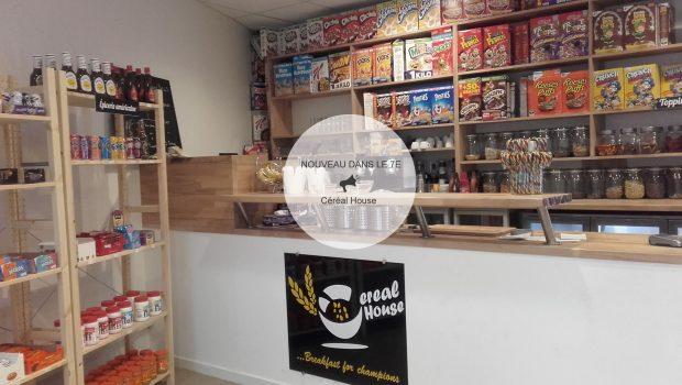 Cereal House : bar à céréales & épicerie américaine