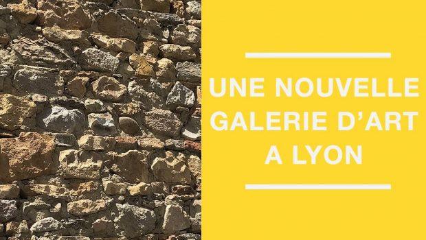 B+ Galerie, une nouvelle galerie d'art à Lyon 7 !