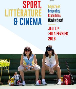 5e festival Sport, Littérature et Cinéma rendez-vous du 1er au 4 février 2018