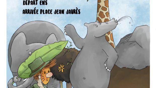 15ème carnaval de Gerland : les animaux sauvages en péril !