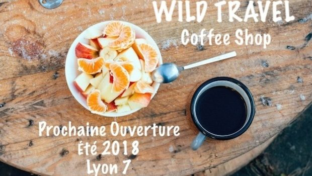 Campagne de financement participatif pour le Wild Travel Coffee
