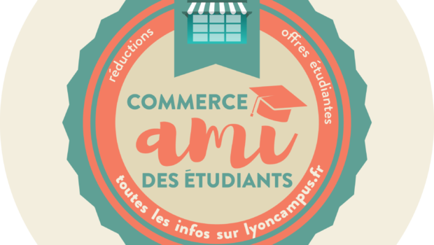 Dispositif « commerce ami des étudiants »