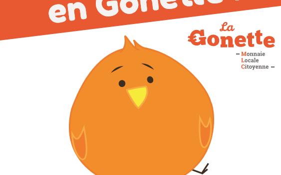 Rejoignez la monnaie locale la Gonette