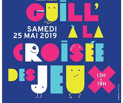 La Grande fête du jeu du 25 mai à la Guillotière