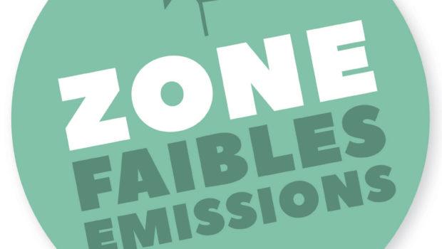 Zone à Faibles Émissions (ZFE) dès le 1er janvier 2020