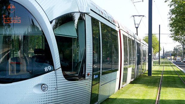 T6, la nouvelle ligne de tramway à Gerland