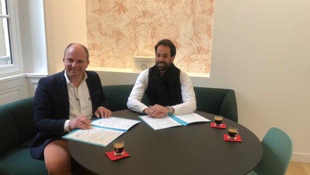 Thomas Broquet Conseil et Lyon 7 Rive Gauche ensemble pour promouvoir Lyon 7e