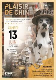 Report de la 23e édition de Plaisir de chiner – initialement prévue le samedi 13 juin – au samedi 19 septembre 2020