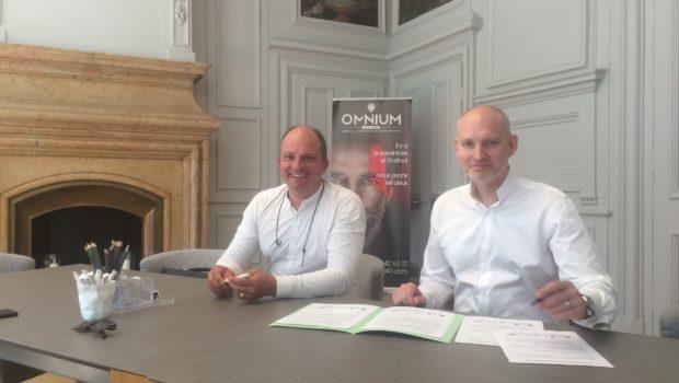 Omnium et Lyon 7 Rive Gauche reconduisent leur partenariat pour promouvoir le 7e arrondissement de Lyon