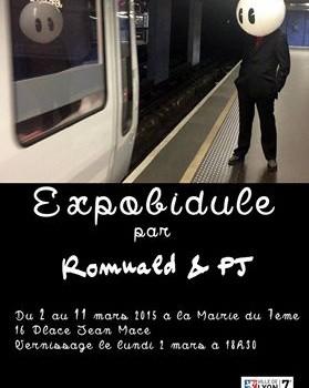 «Expobidule» du 2 au 11 mars à la mairie du 7è arrondissement