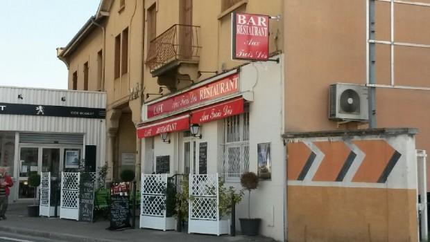 Le bar-restaurant aux 3 dés vous accueille à Gerland