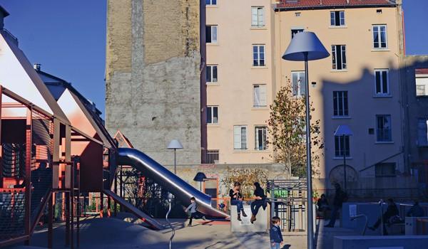 La Thibaudière, le nouveau quartier branché de Lyon