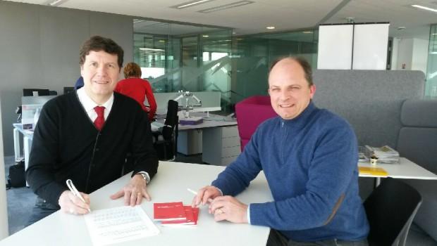 Partenariat 2016 avec la Caisse d'Epargne Rhône-Alpes